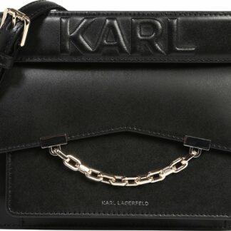 Karl Lagerfeld Taška přes rameno černá